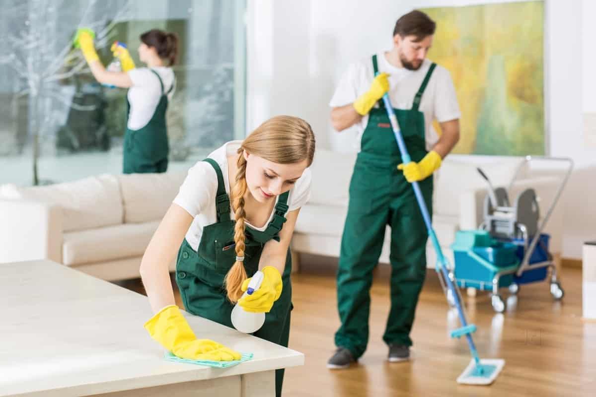 راشن پیشتاز | نظافت منزل، نظافت راه پله، نظافت منزل تهران، شرکت خدمات نظافتی