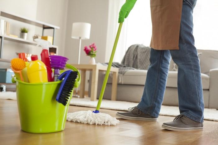 مزایای نظافت منزل