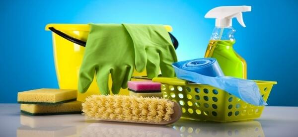 کیفیت مواد شرکت خدمات نظافتی راشن