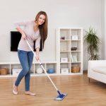 نظافت منزل و راه پله در جردن