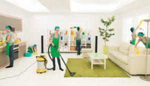 نظافت منزل در ظفر