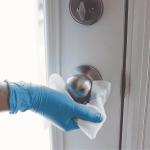نظافت منزل و راه پله در صادقیه با ضد عفونی کامل سطوح !